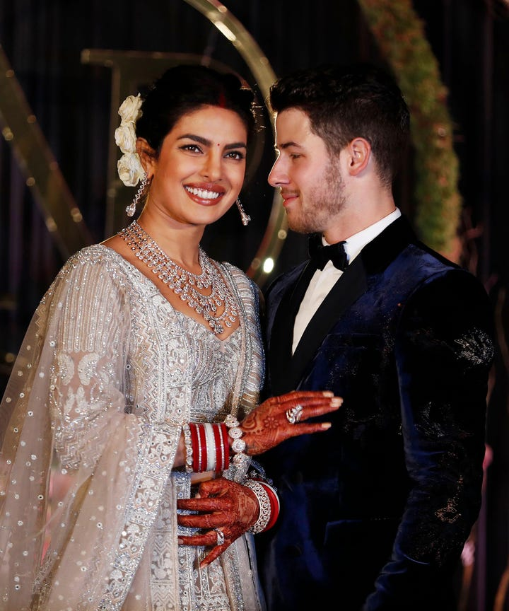 Nick Priyanka Wedding Cake Would Cost You Over 5k