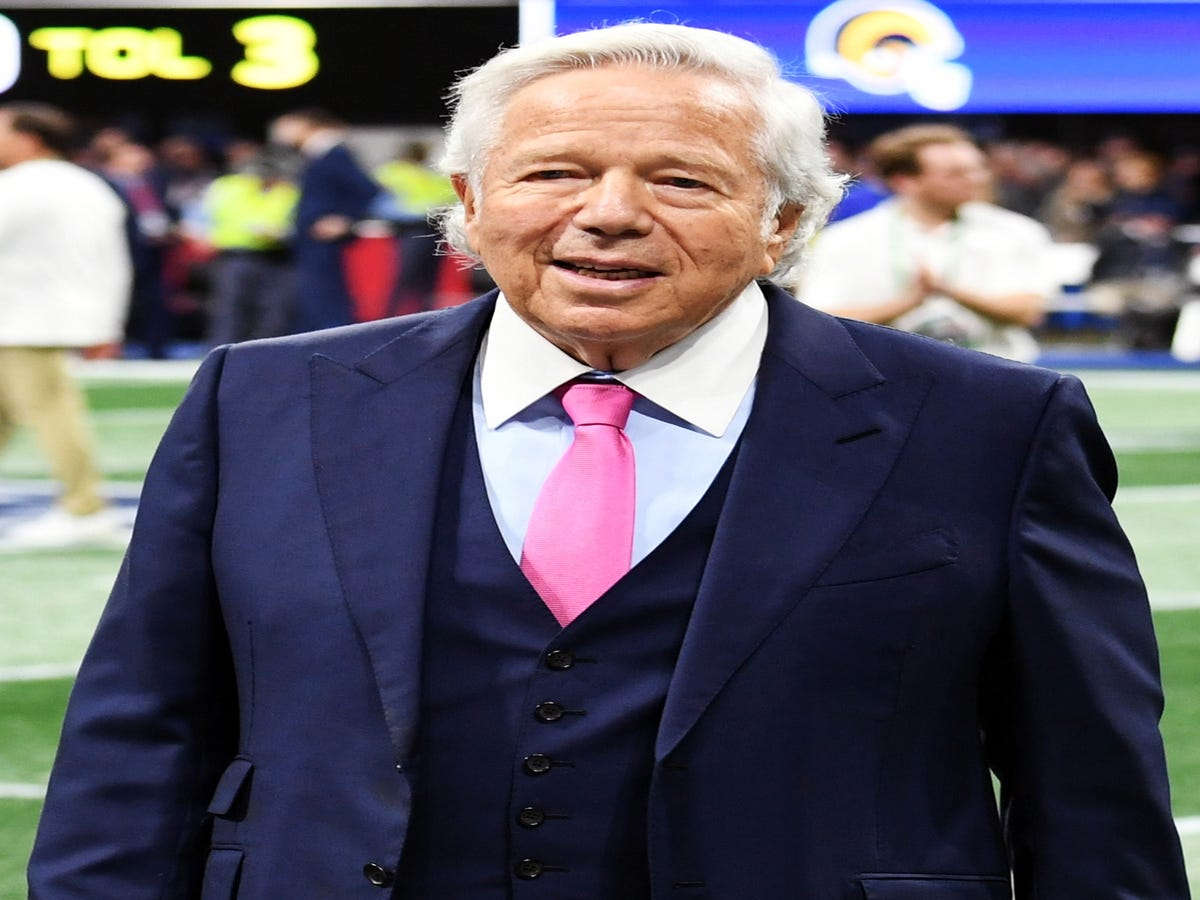 Robert Kraft's Prostitution Arrest Isn't Just A Tabloid Scandal — Especially For The Women