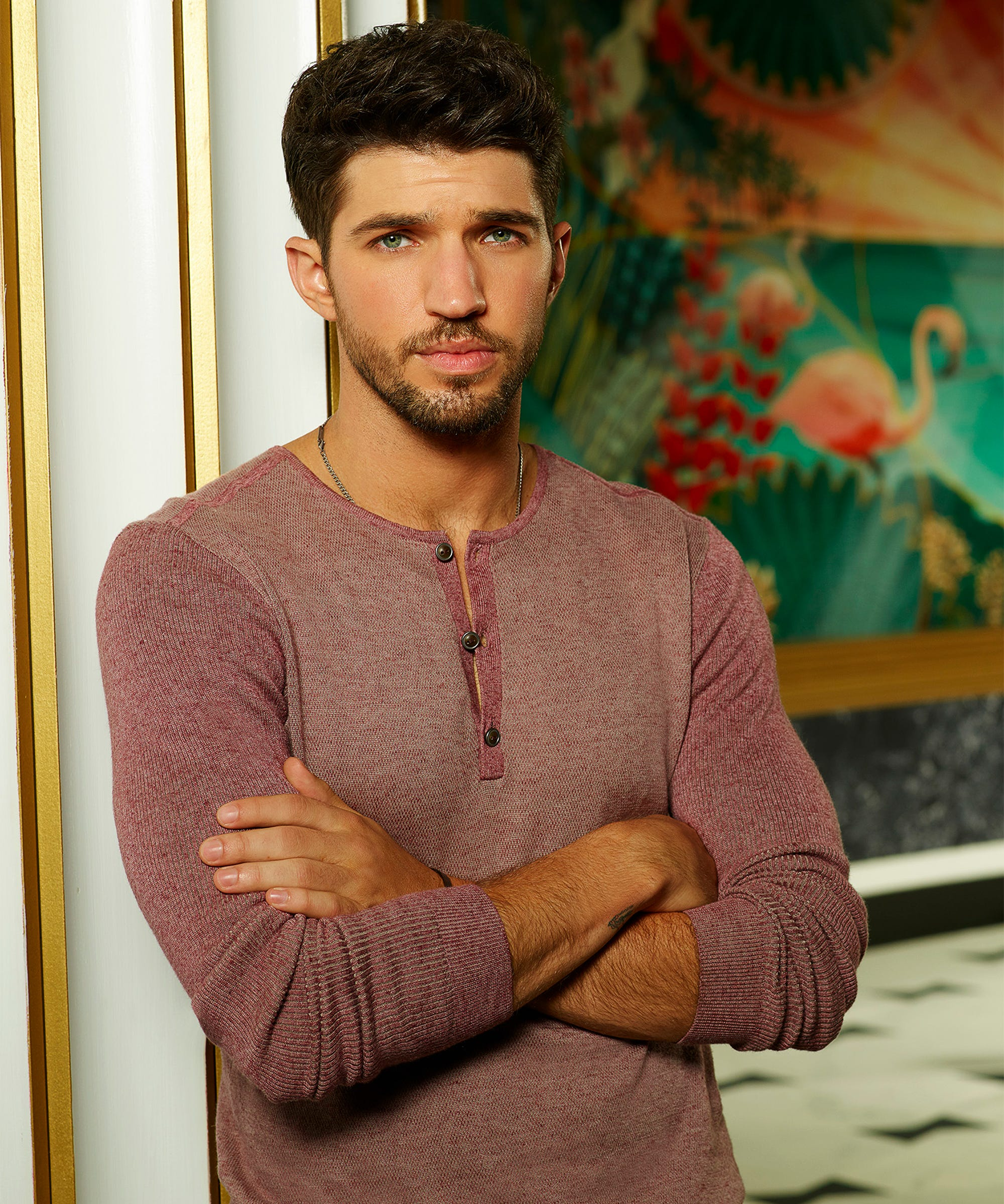 Grand Hotel's Bryan Craig Is A Long-Time Soap Star, But He Still Put In The Work To Play Javi