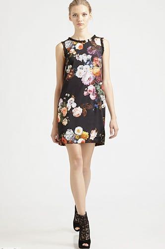 Dolce Gabbana Fl Shift Dress 1375 Available At Saks Fifth Avenue