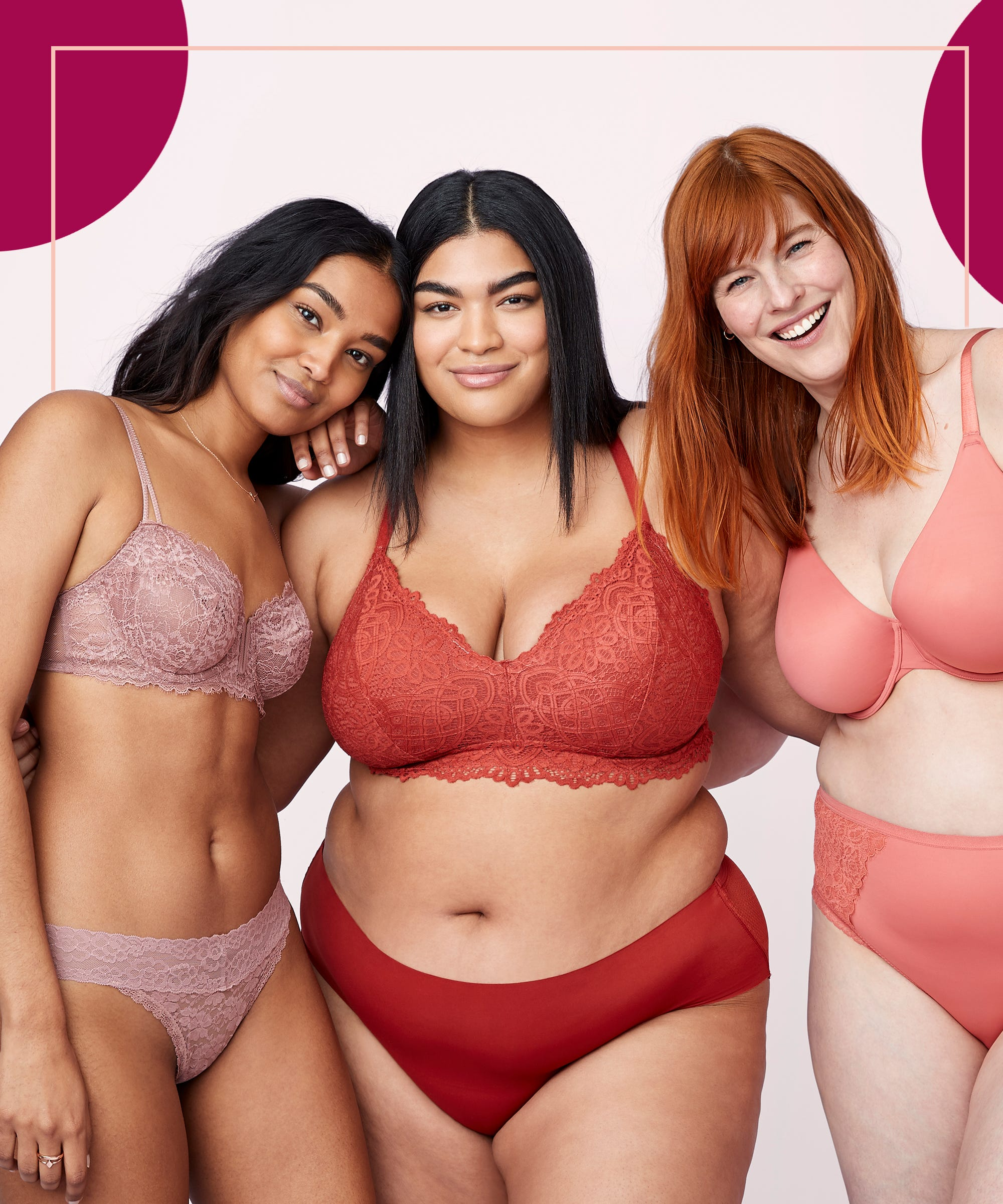 75f81c9656d Target Launches New Lingerie Lines For All Body Sizes