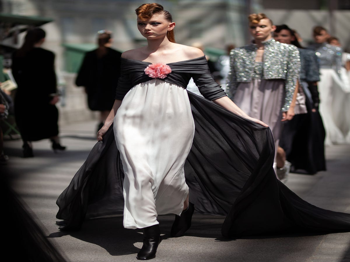 Chanel's Latest Haute Couture Show Was More Than An Homage To Paris