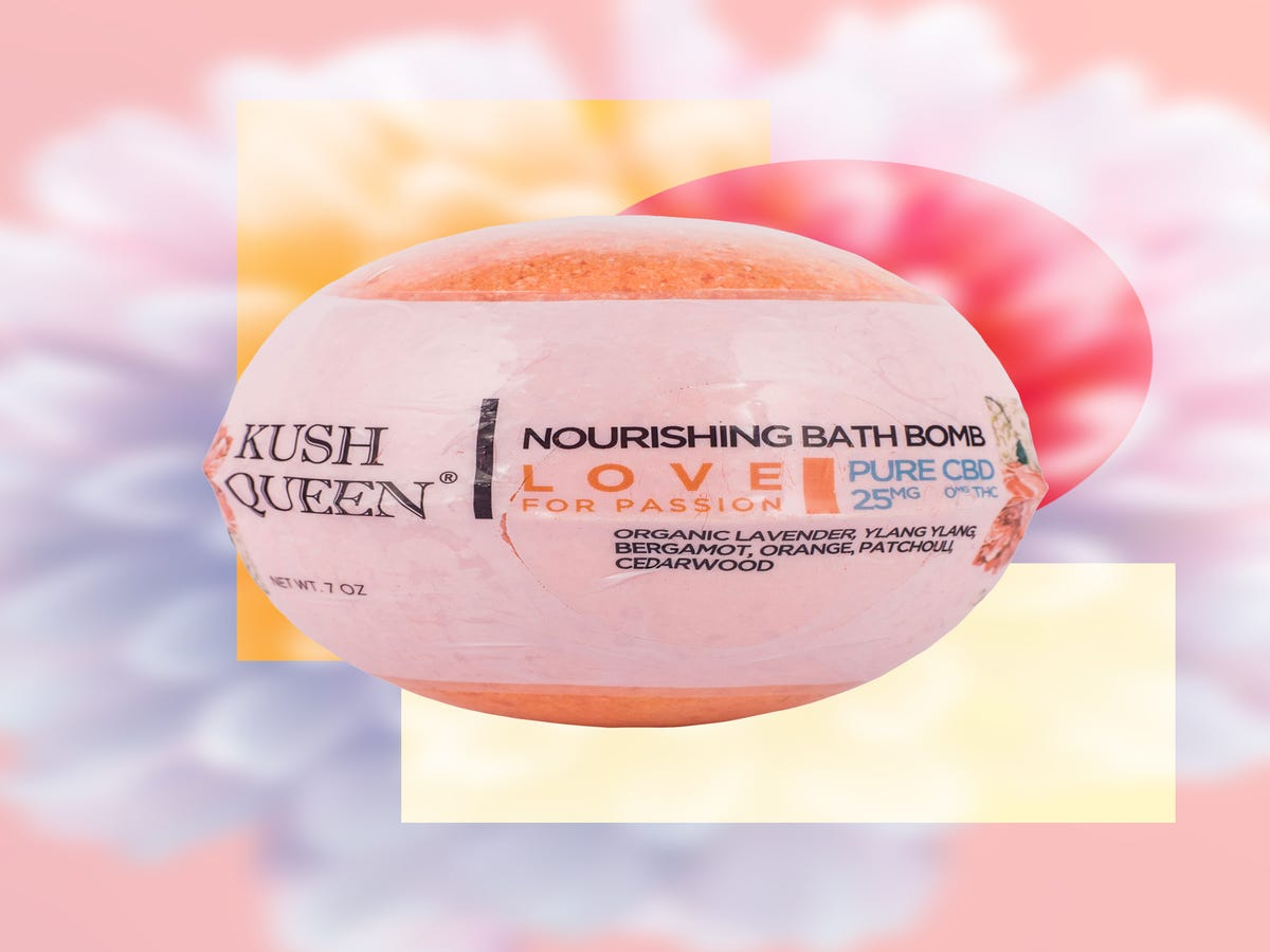Why Take A Shower When These CBD Bath Bombs Exist?