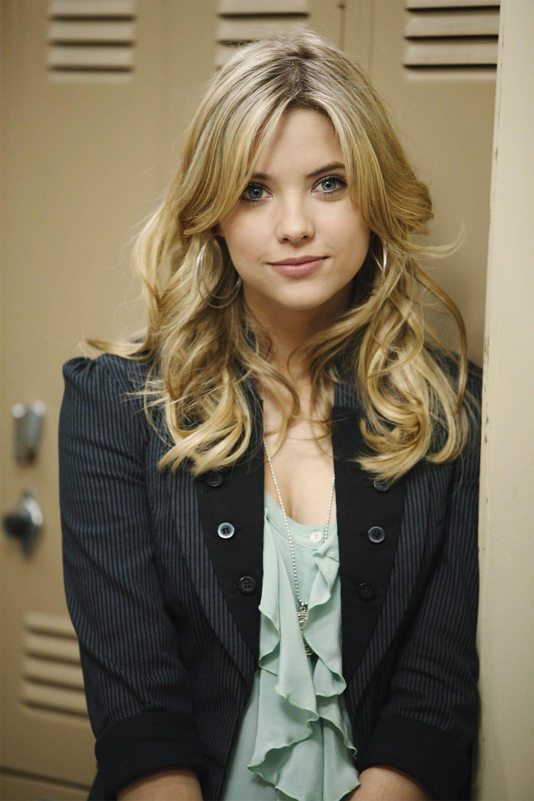 Pretty Little Liars Beauty Lucy Hale Ashley Benson