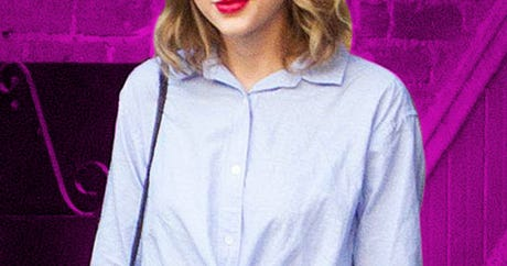 The Taylor Swift Guide To Looking Great Post-Gym