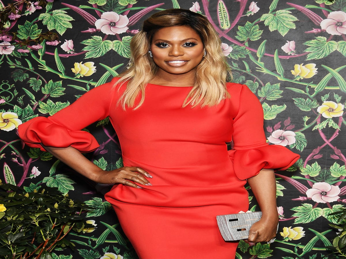 Laverne Cox:  Planned Parenthood Welcomes Trans People