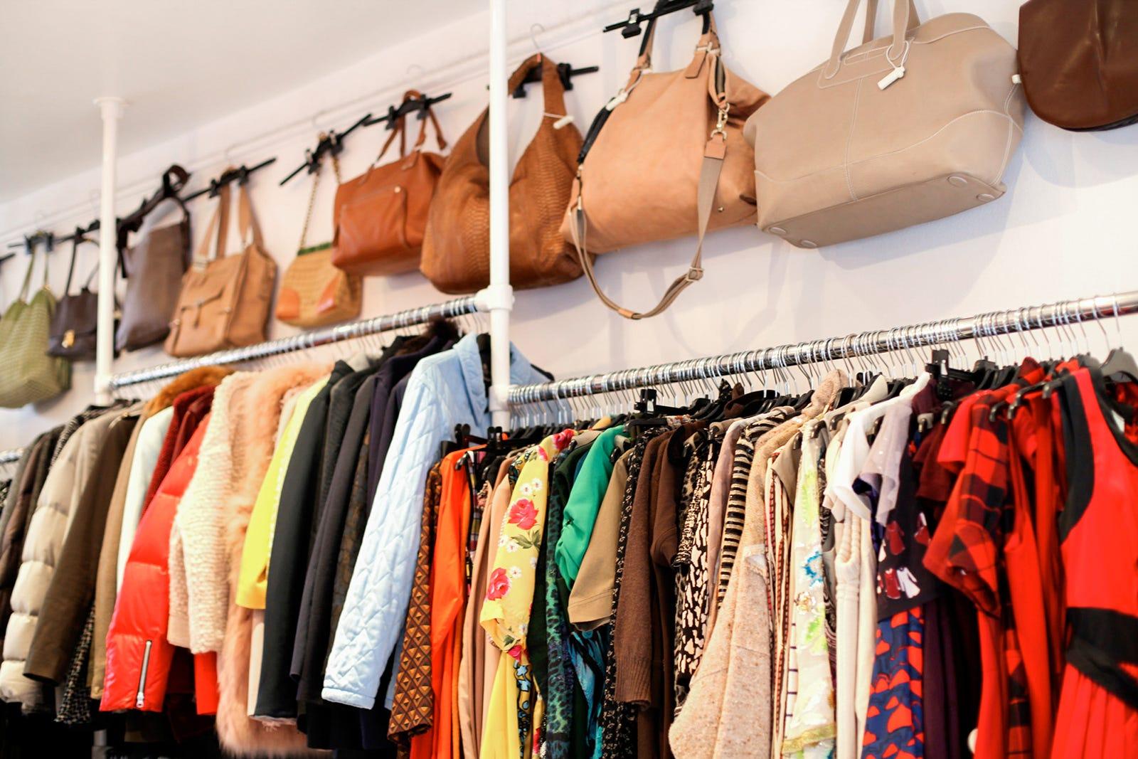 5fe94a03d London Designer Consignment Stories - handbags, shoes