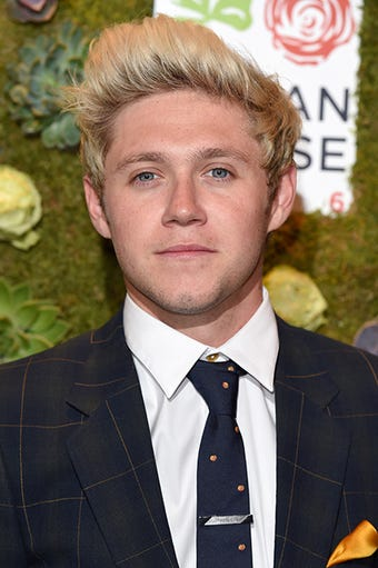 Niall Horan Ditched His Blond Hair We Barely Recognize Him