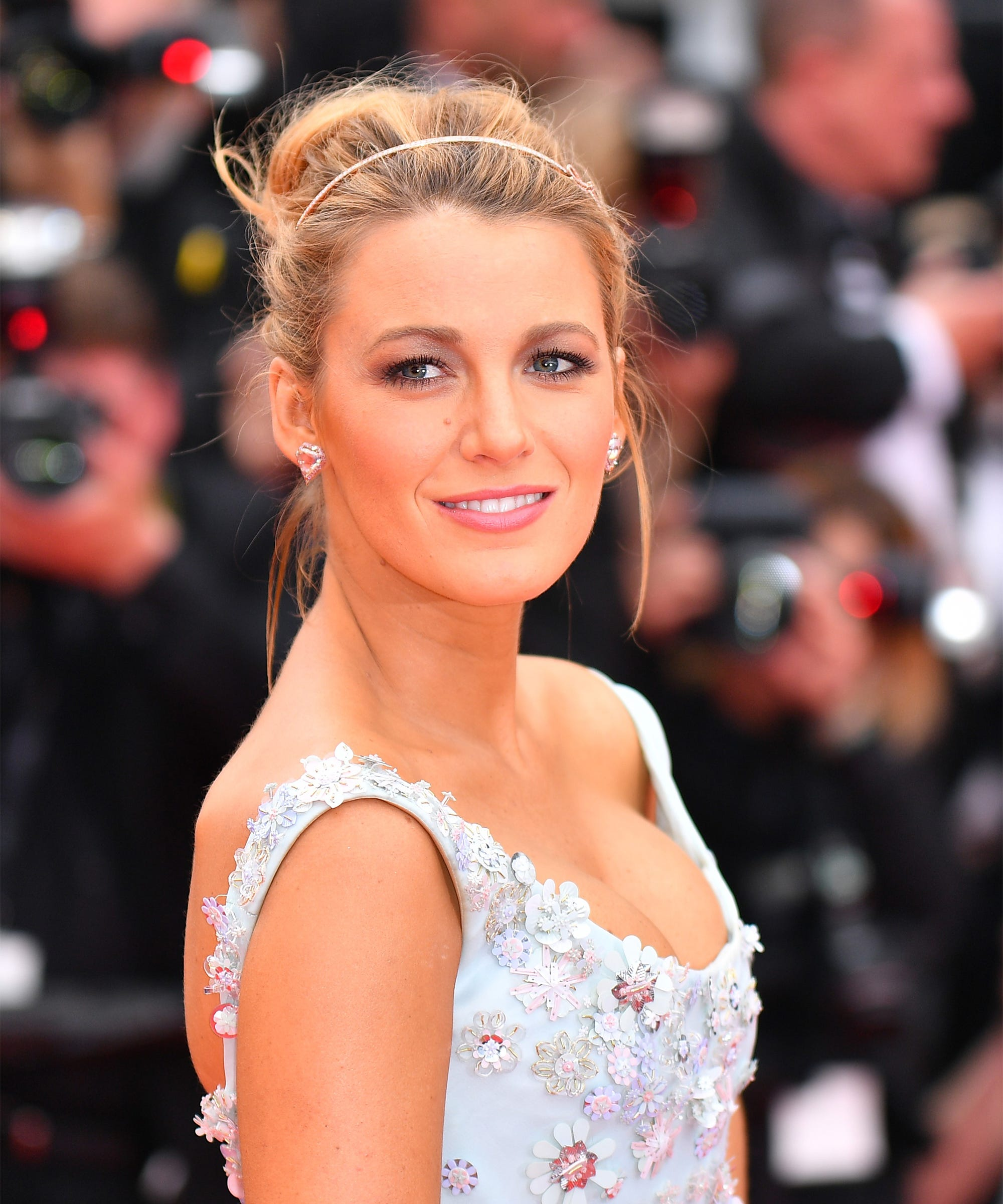 Why Blake Lively's Hair Always Looks So Damn Good