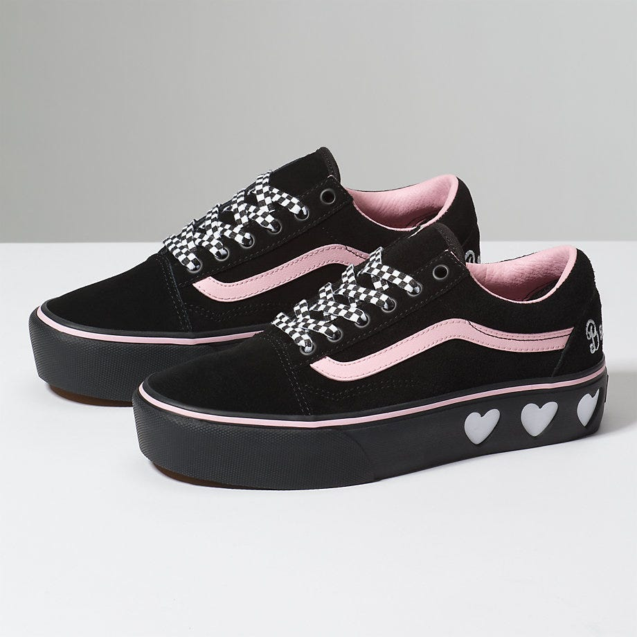 Vans Is Collaborating With Lazy Oaf On Shoes   Clothing 161ab6e6f