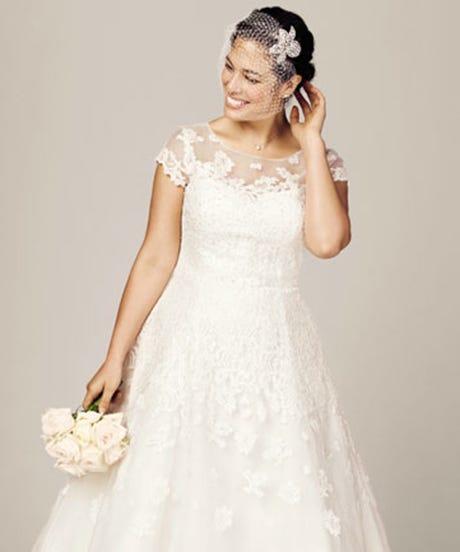 Curvy Brides - Plus Size Wedding Dresses