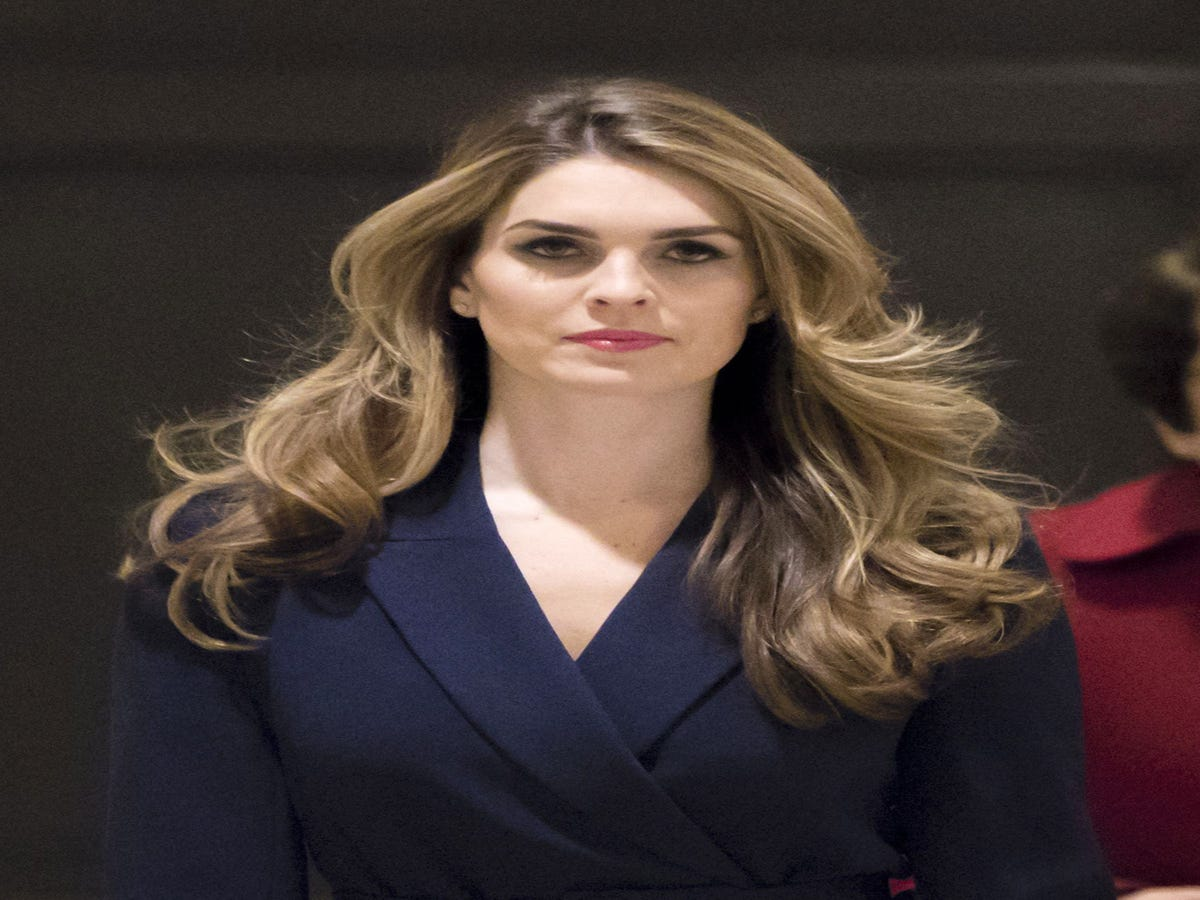 Hope Hicks Just Got Even More Involved In The Russia Investigation