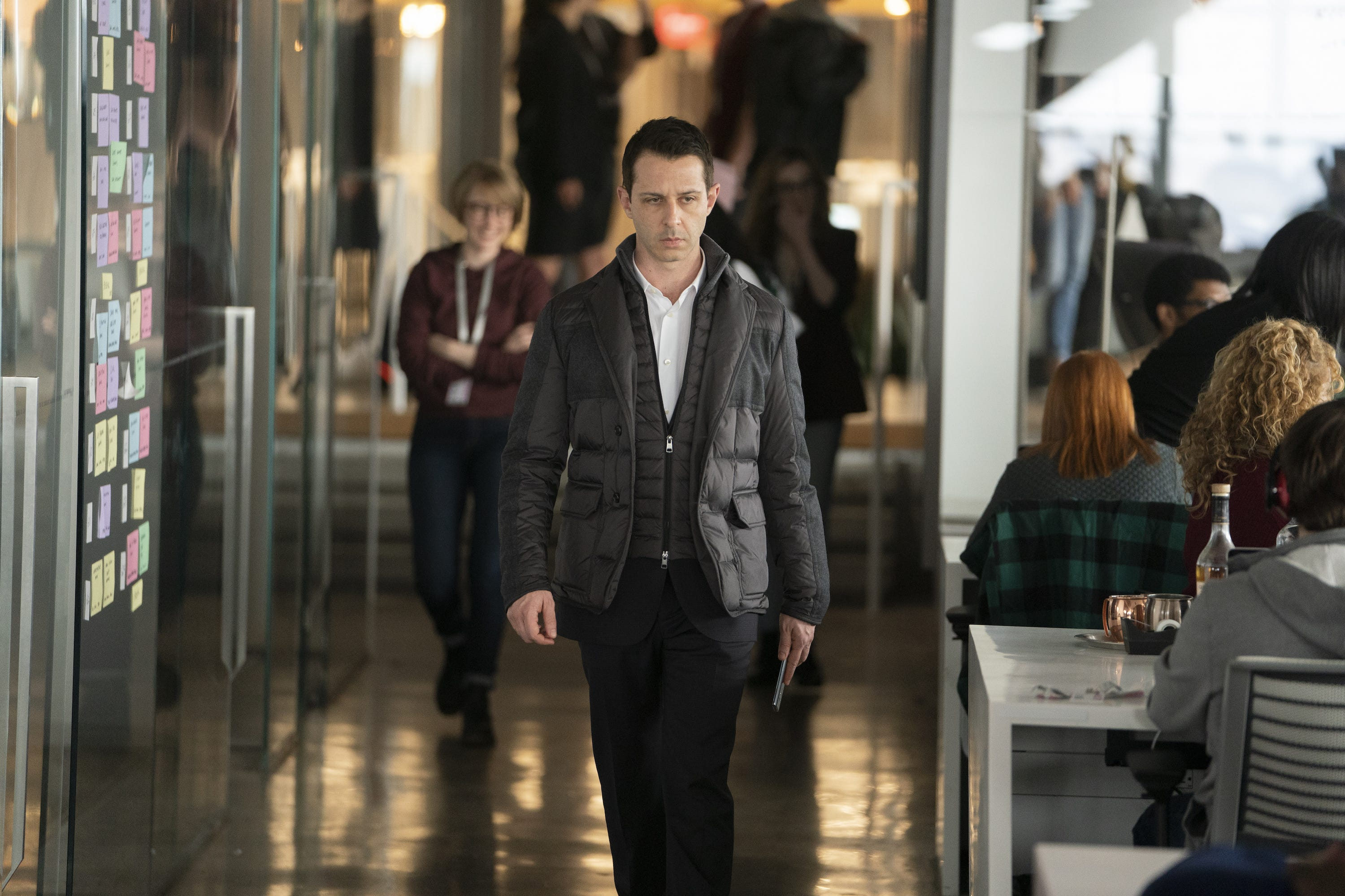 Daddy Issues Burn Bright In Episode 2 Of Succession