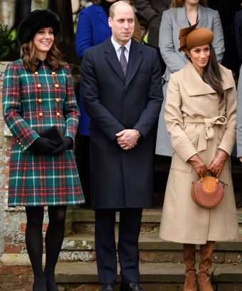 Kate Middleton Meghan Markle Made Their First Public Earance Together