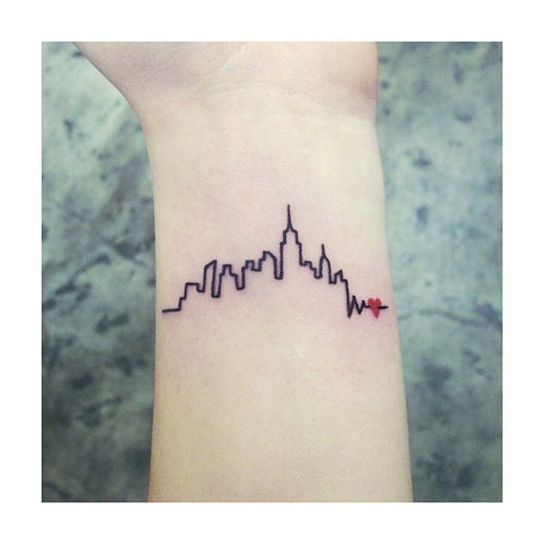 672ee9ce7d2 Cool NYC Tattoos - Body Art Meaning