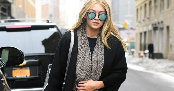 Move Over, Kendall — Gigi Hadid's Off-Duty Style Won NYFW