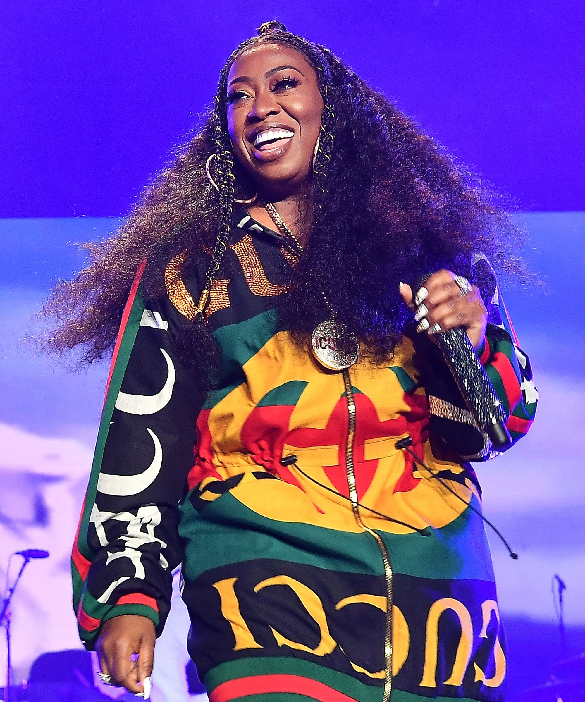 One Man, 6 Hours, & 1,000 Braids: What It Took To Create Missy Elliott's Iconology Cover