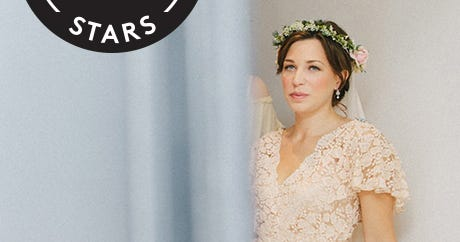 Budget Bride? How This Girl Nailed It