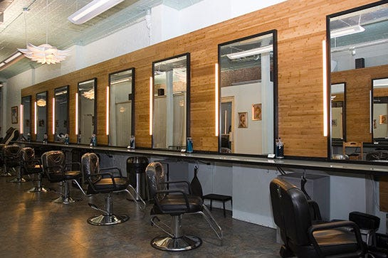 The Best Hair Salons And Hairdressers In New York City