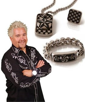 The Guy Who Sports A Platinum Sonic Hedgehog Do Burnt Sienna Goatee And Pinky Ring Is Now Proud Designer Of His Own Jewelry Line