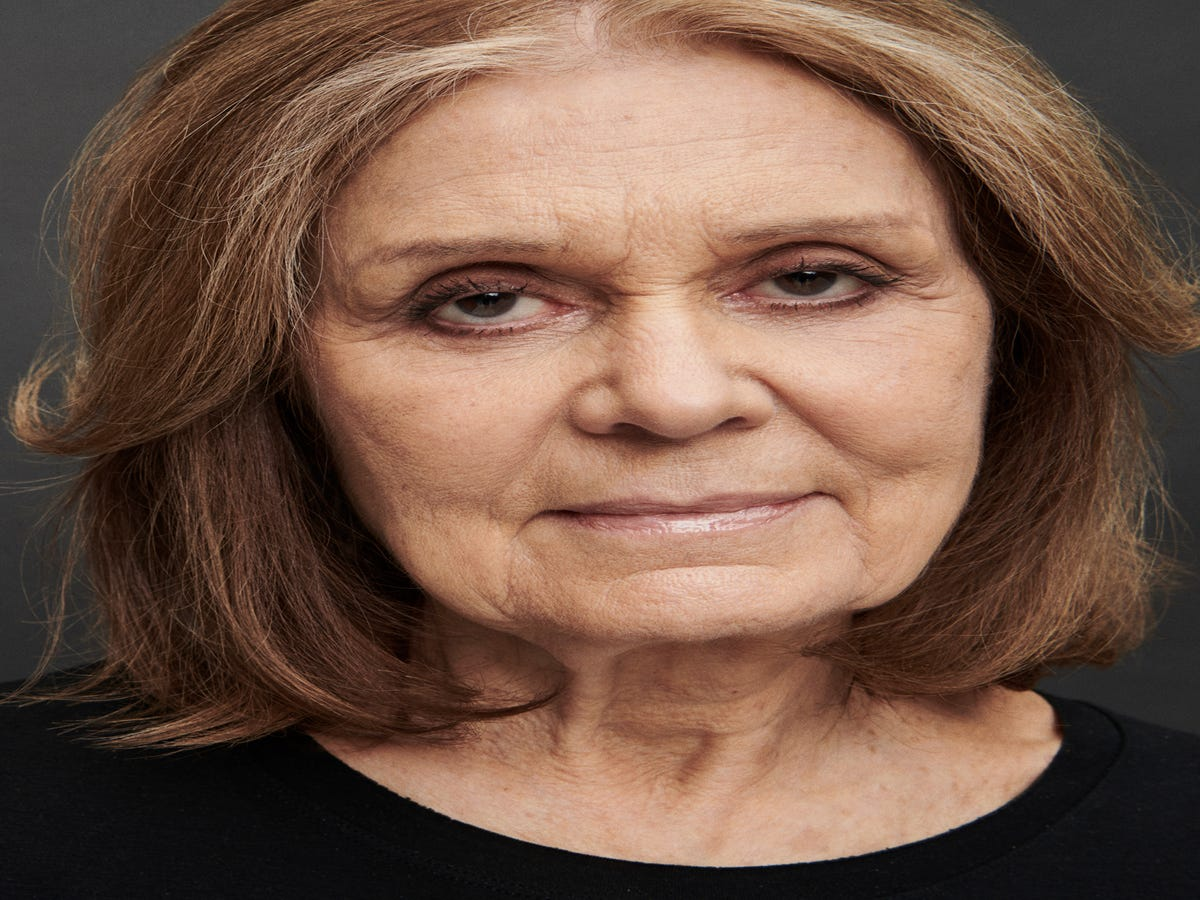 How Gloria Steinem Became The Unlikely Face Of A Lipstick Brand