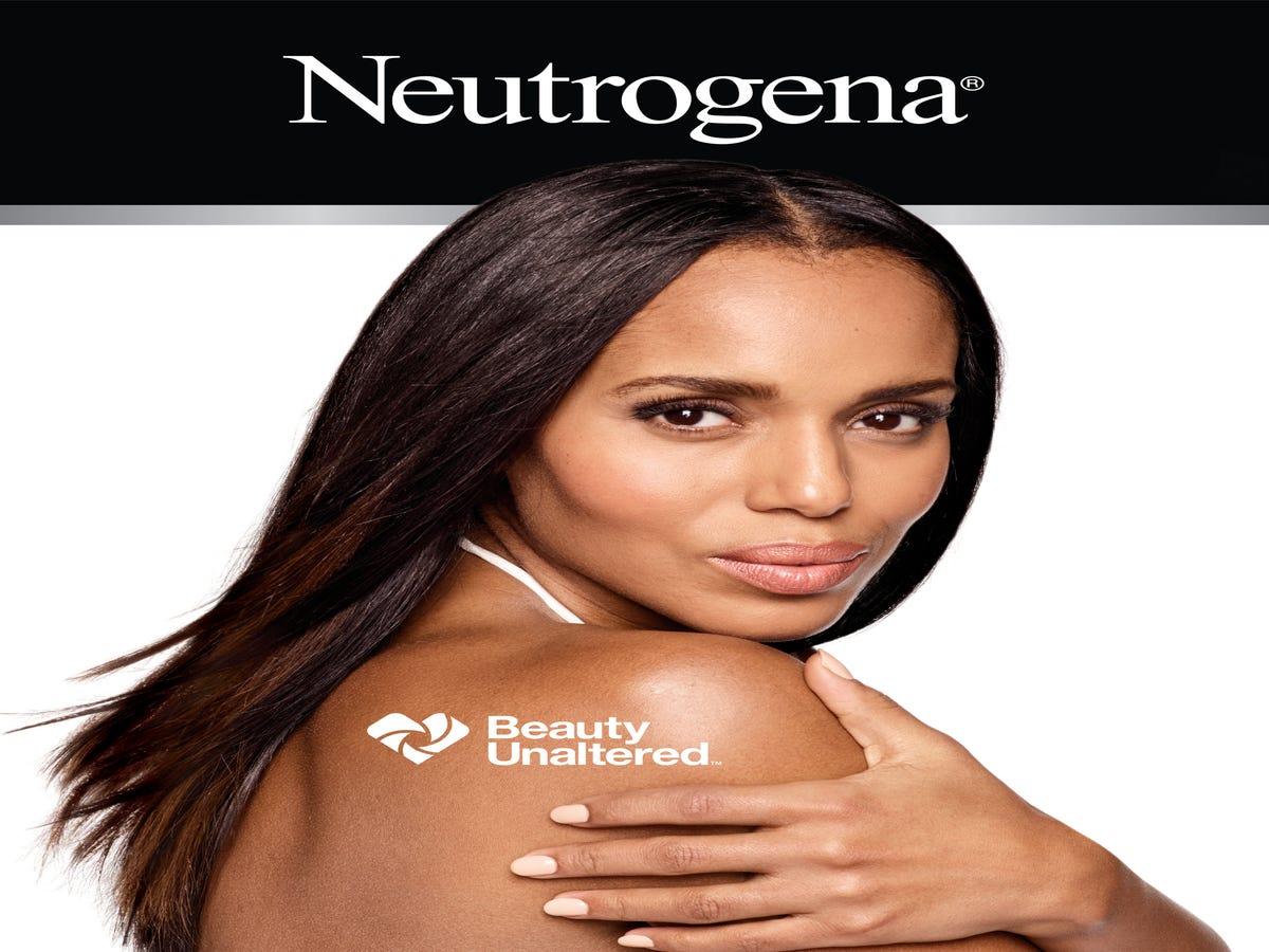 Kerry Washington Goes Photoshop-Free For CVS Beauty Campaign