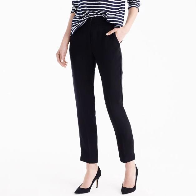 245546dce7dad4 Shop J Crew New Arrivals Pixie Pants Best Trousers