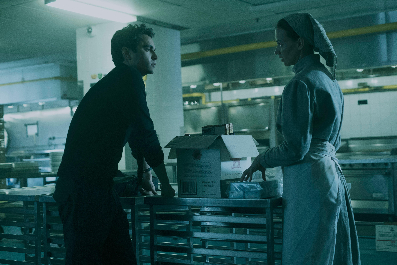 Handmaids Tale recap Season 1 Episode 8 Jezebels Moira