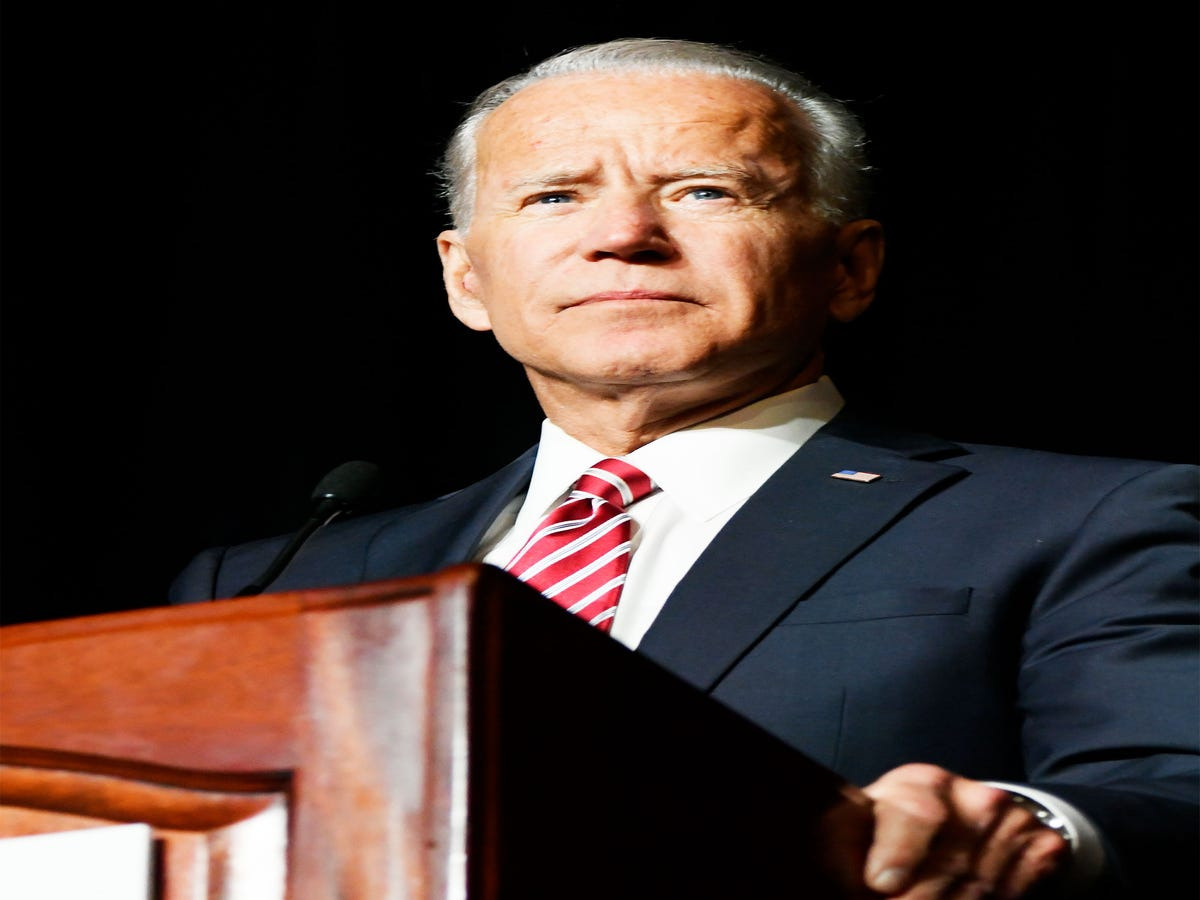 Joe Biden Just Made Things Worse By Joking About His Inappropriate Behavior