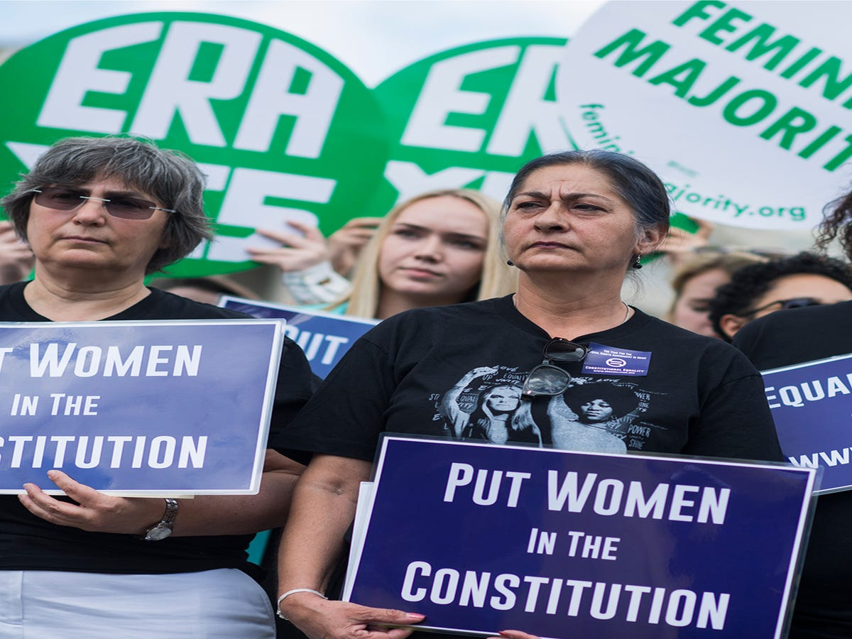 American Women Don t Have Equal Rights. Congress Is Finally Addressing That.