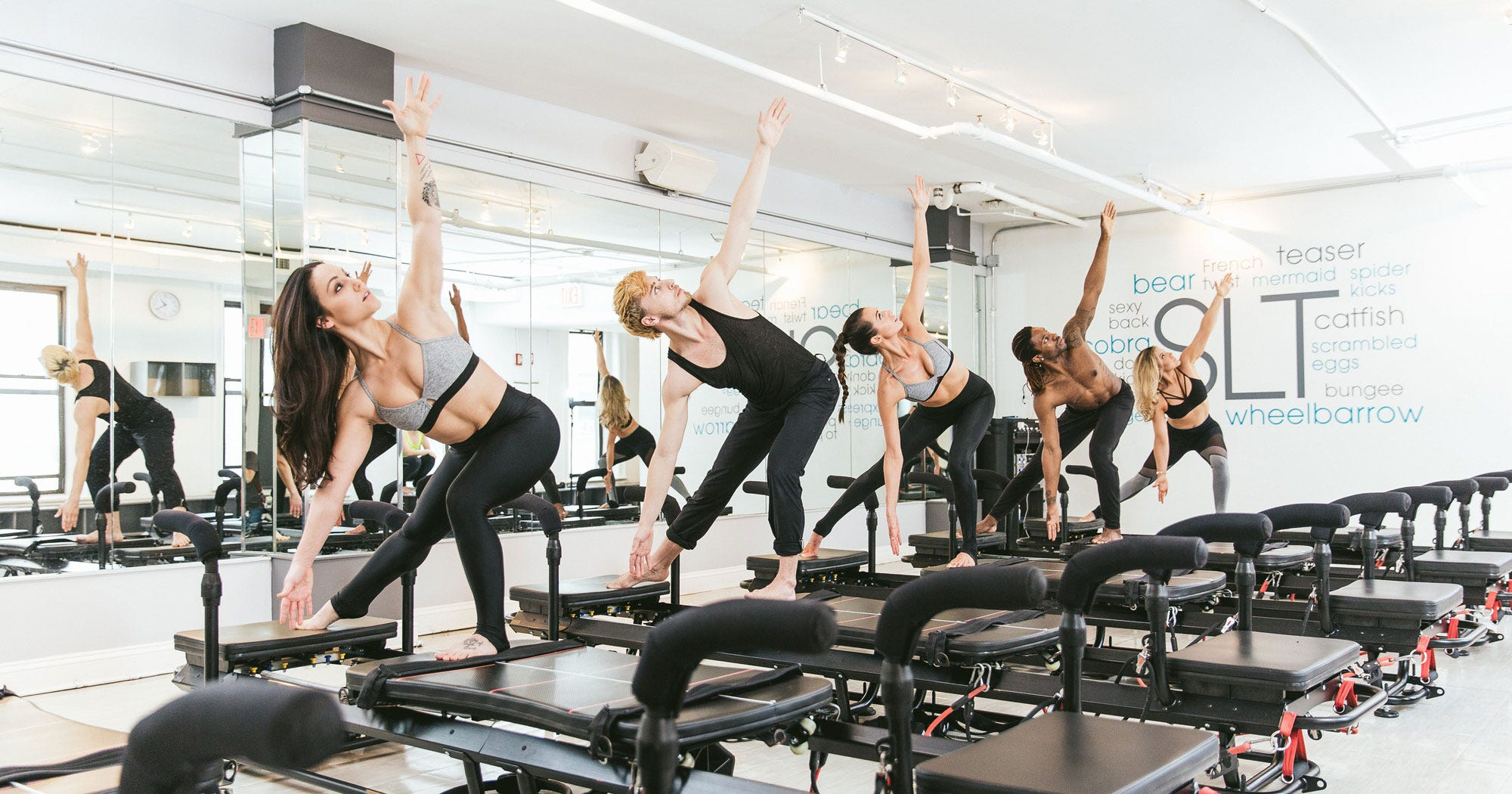 NYC Fitness Classes Reviews - Best Workout Studio Guide