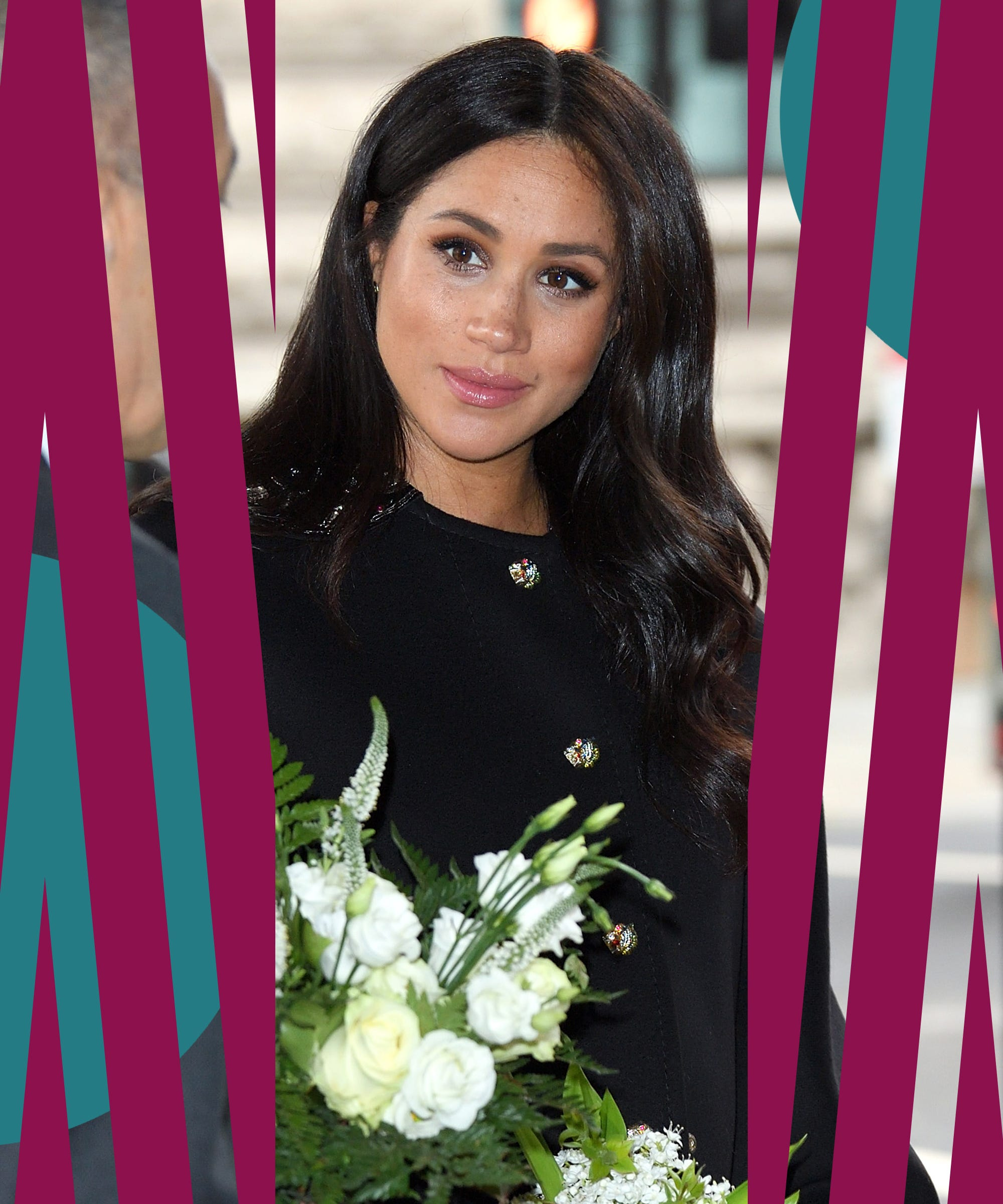 49868bc31c6 Meghan Markle Does All Her Own Makeup — & We're Impressed