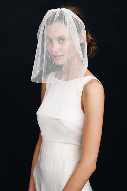 A Shorter Length Is Perfect For Impromptu City Hall Nuptials And Chic Garden Party Affairs Too