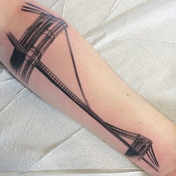 Cool NYC Tattoos - Body Art Meaning