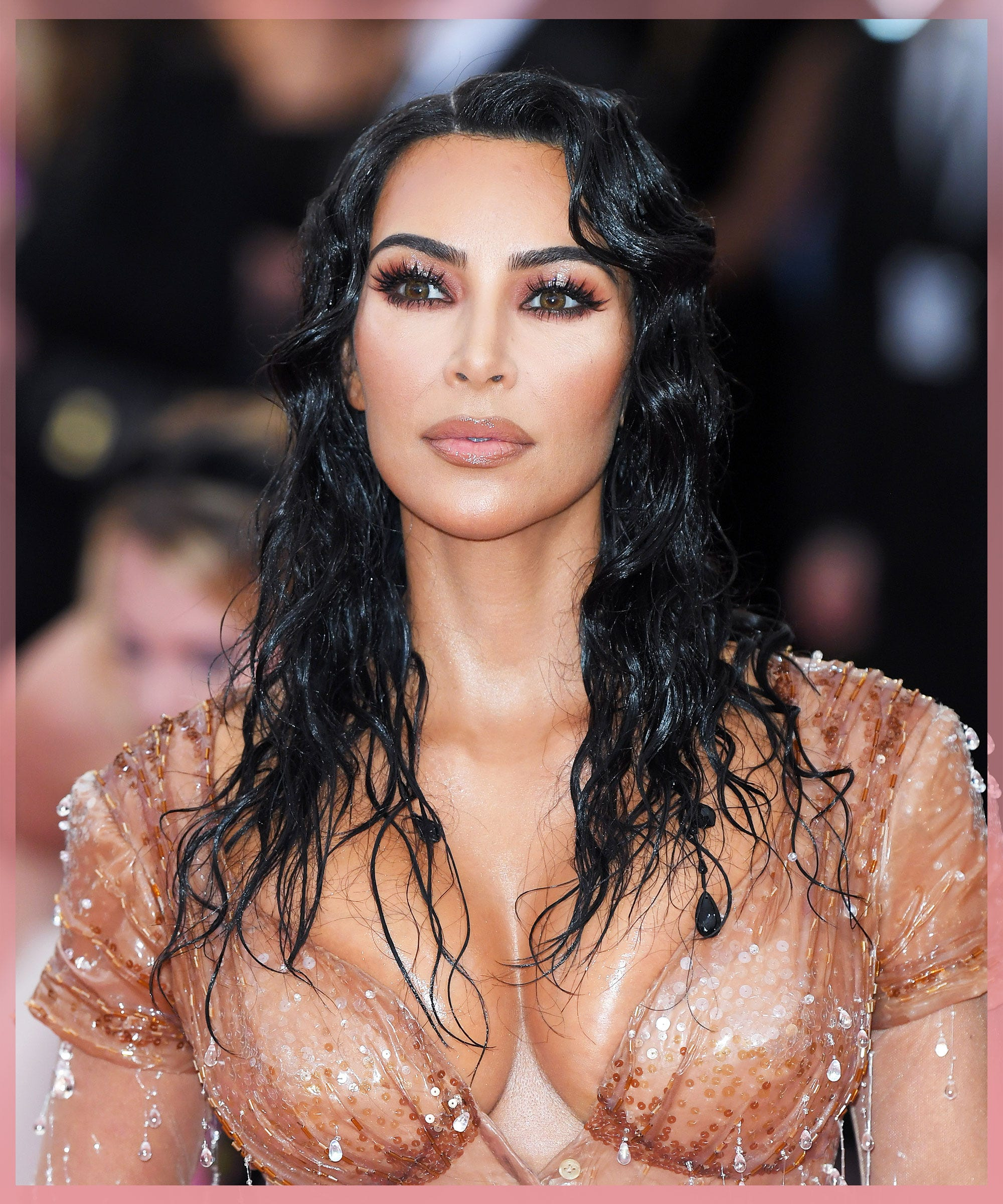 Kim Kardashian Filed A Trademark For Psalm West's Future Beauty Line