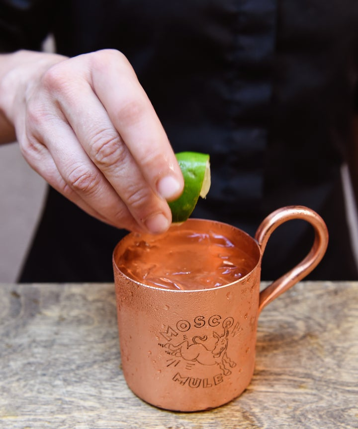 Sorry, But You Might Want To Rethink Those Trendy Copper Mugs