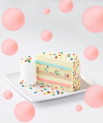 The Cheesecake Factory New Funfetti Cheesecake
