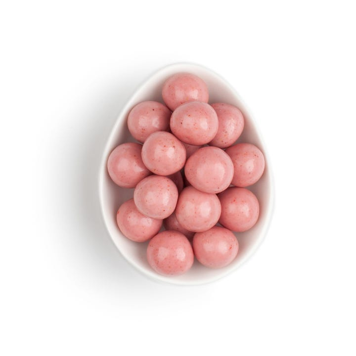 Millennial Pink Food Trend Colored Snacks