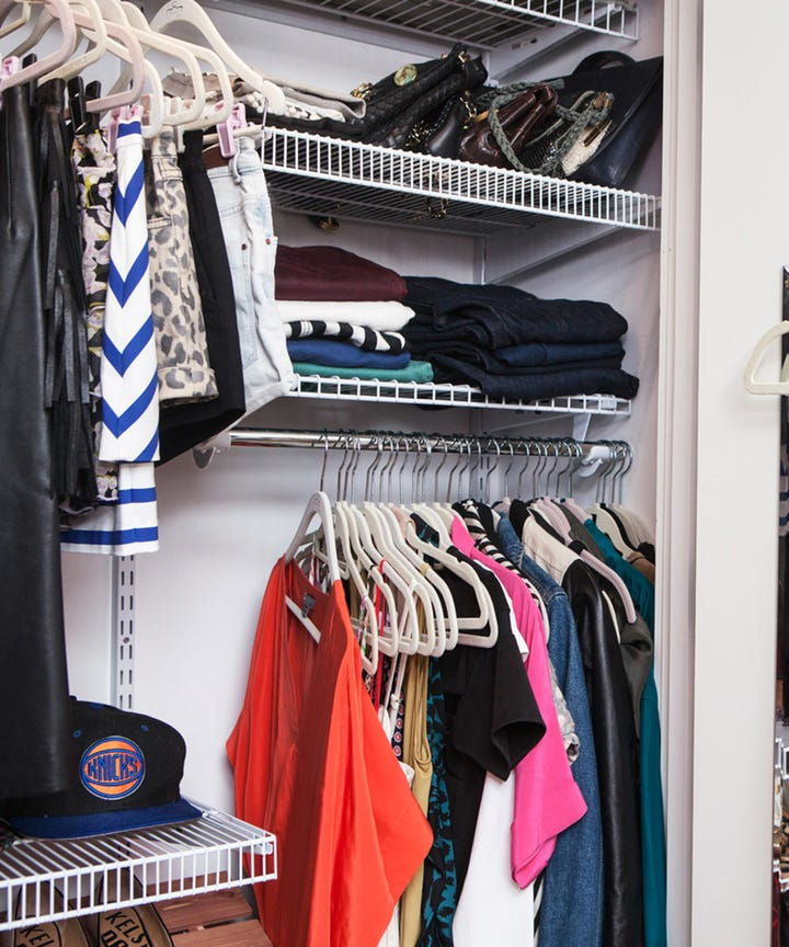 tips diy ideas organizing hacks and small closet organization for spaces messy closets