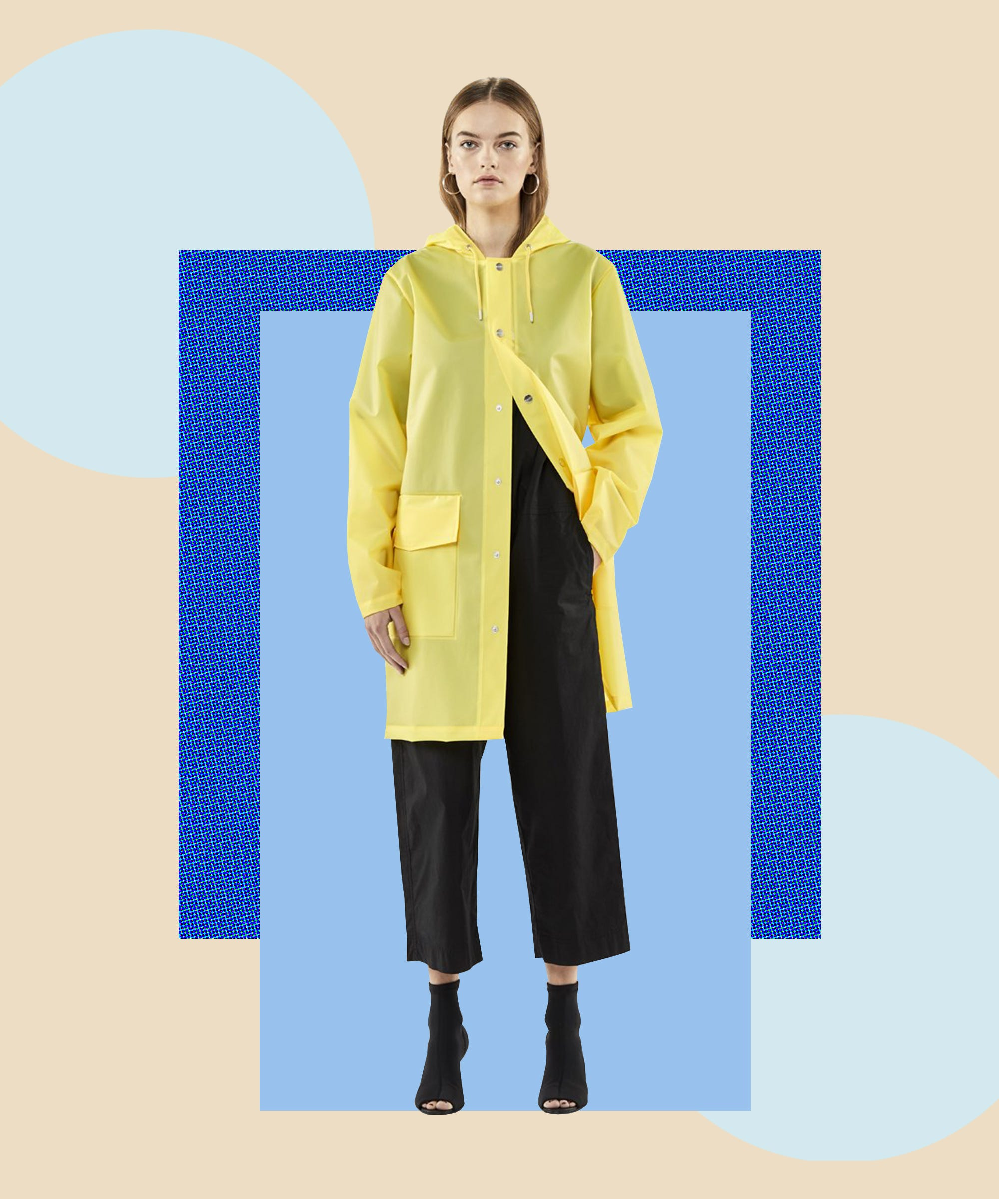 Save These 5 Outfits For A Rainy Day