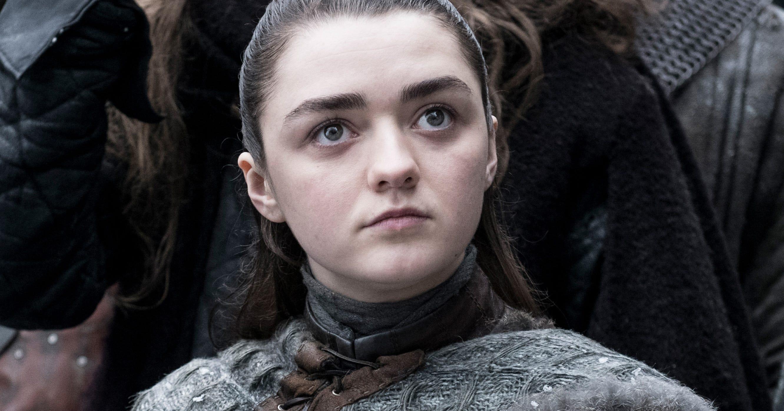 Arya Stark GOT Winterfell Kill Explained, How It Worked