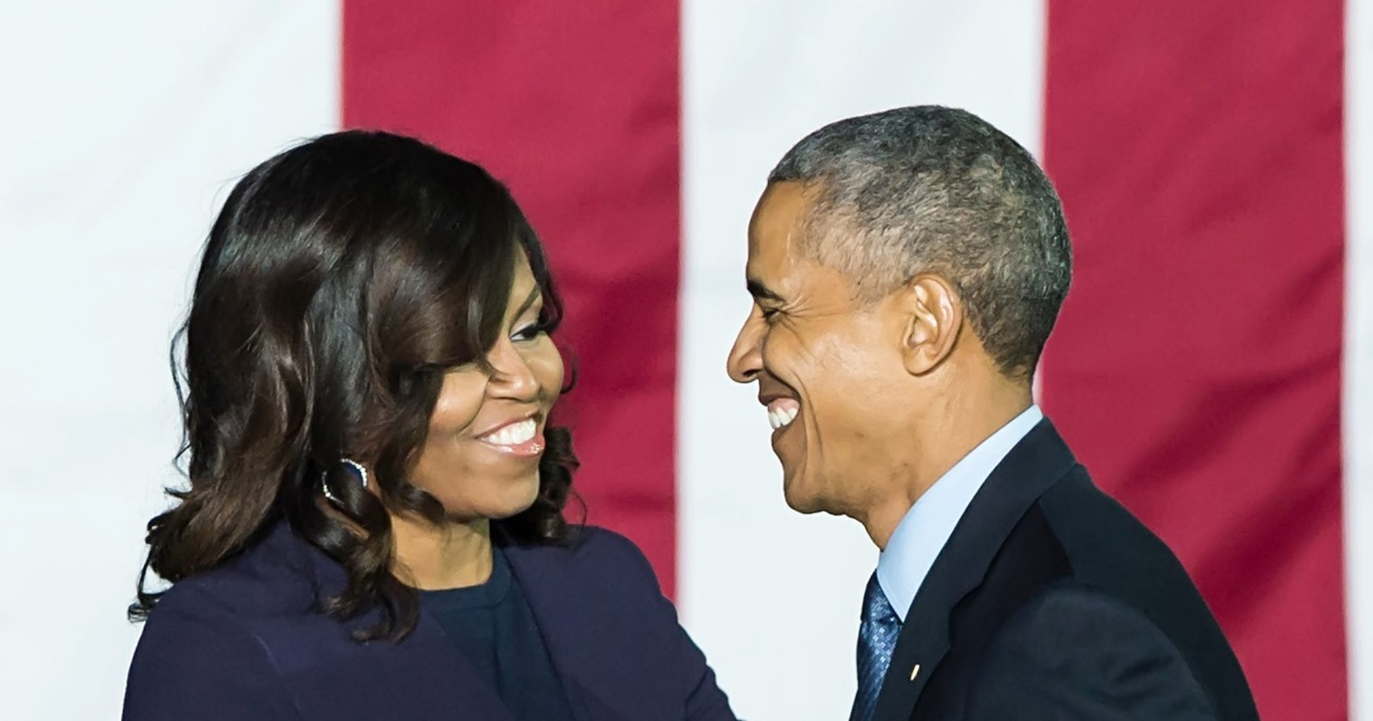 The Obamas Just Won Valentine's Day — Again