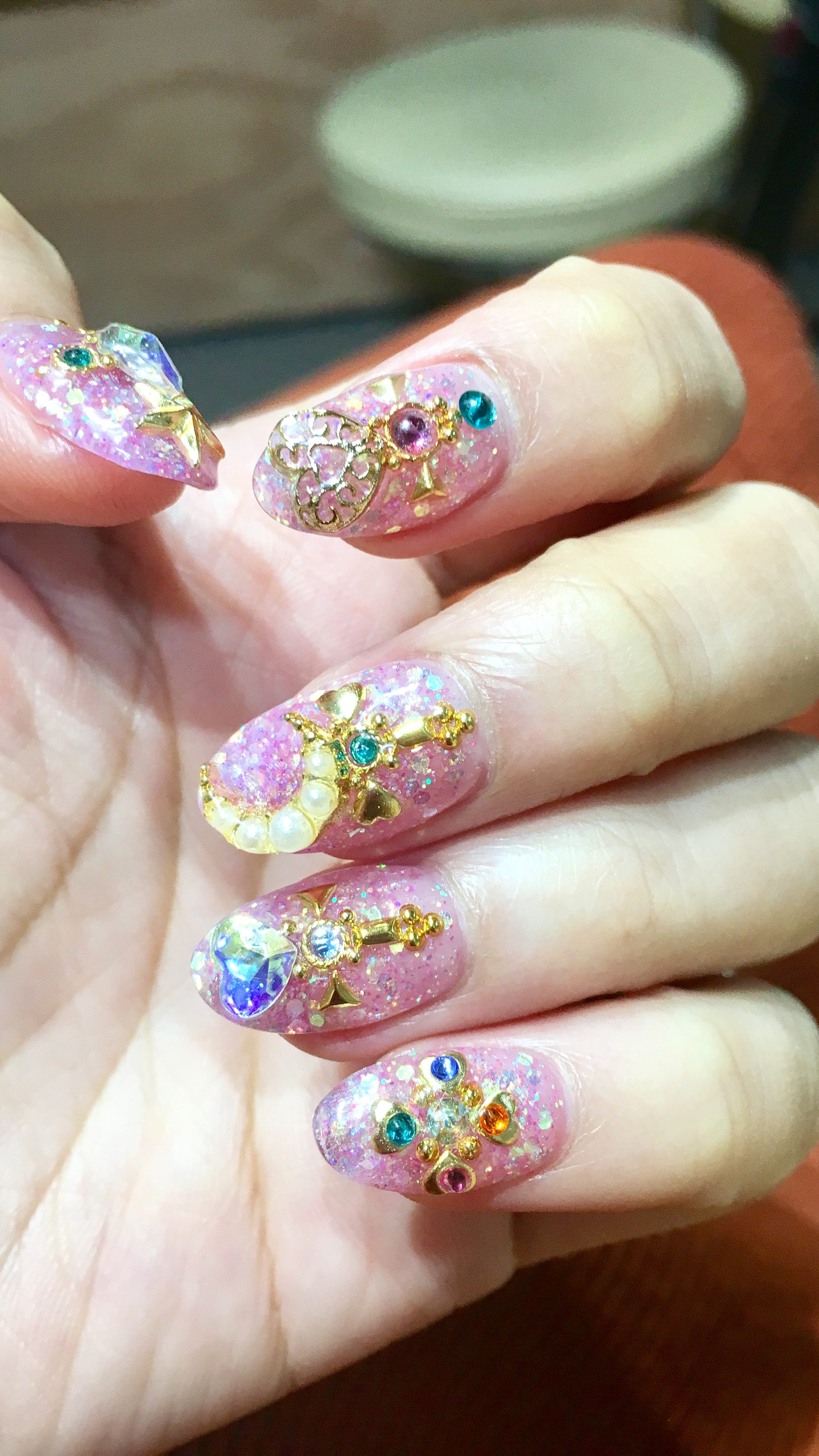Leopard Print Nail Art Huge Fall 2018 Beauty Trend