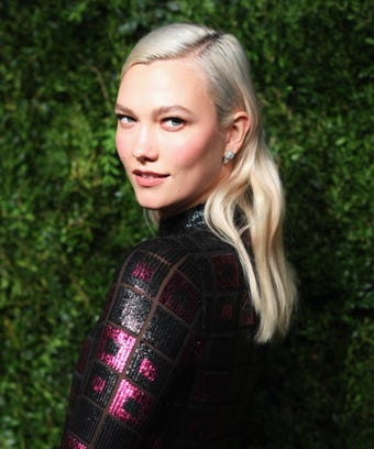 Why Karlie Kloss Keeps Her Relationship Private