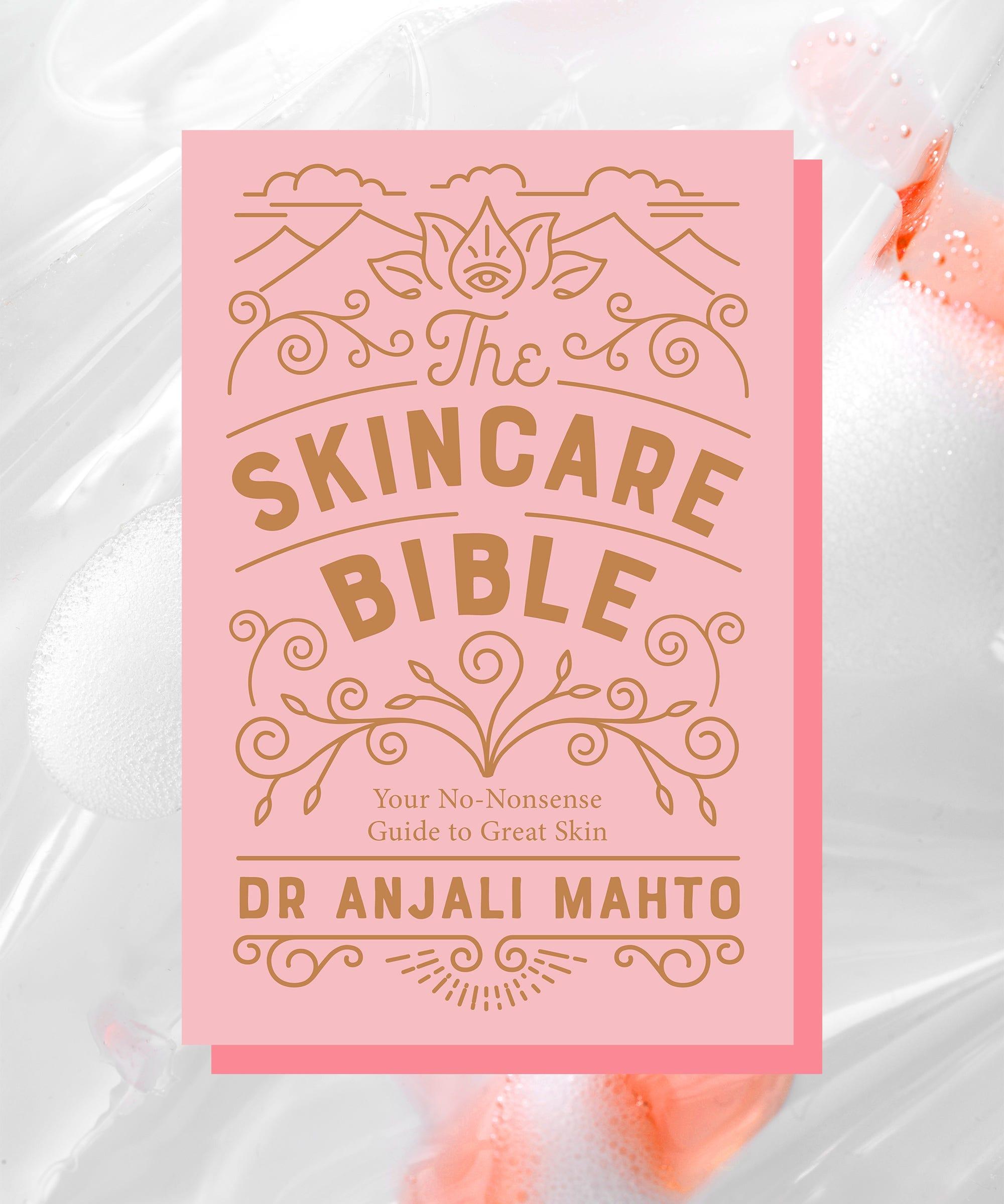 Best Skincare Book Dr Anjali Mahto