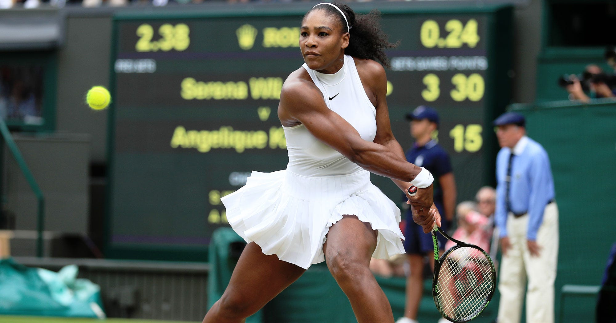 Serena Williams Doesn't Need You To Like Her Body