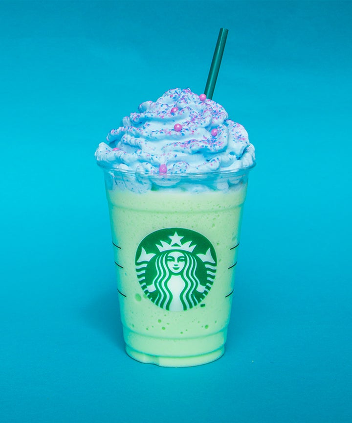 Although Starbucks Released Its Unicorn Frappuccino Way Back In April Were Still Seeing The Aftermath Of All Mythical Inspired Drinks That Came