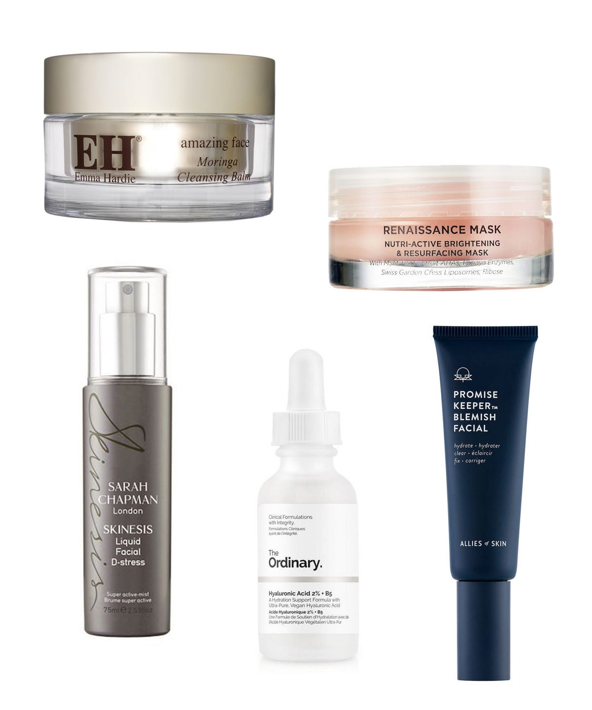 The Best Products For An At-Home Facial