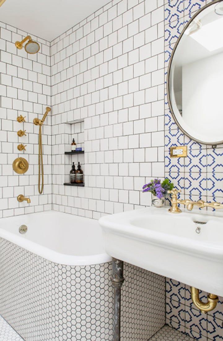Stylish Bathroom Tiles