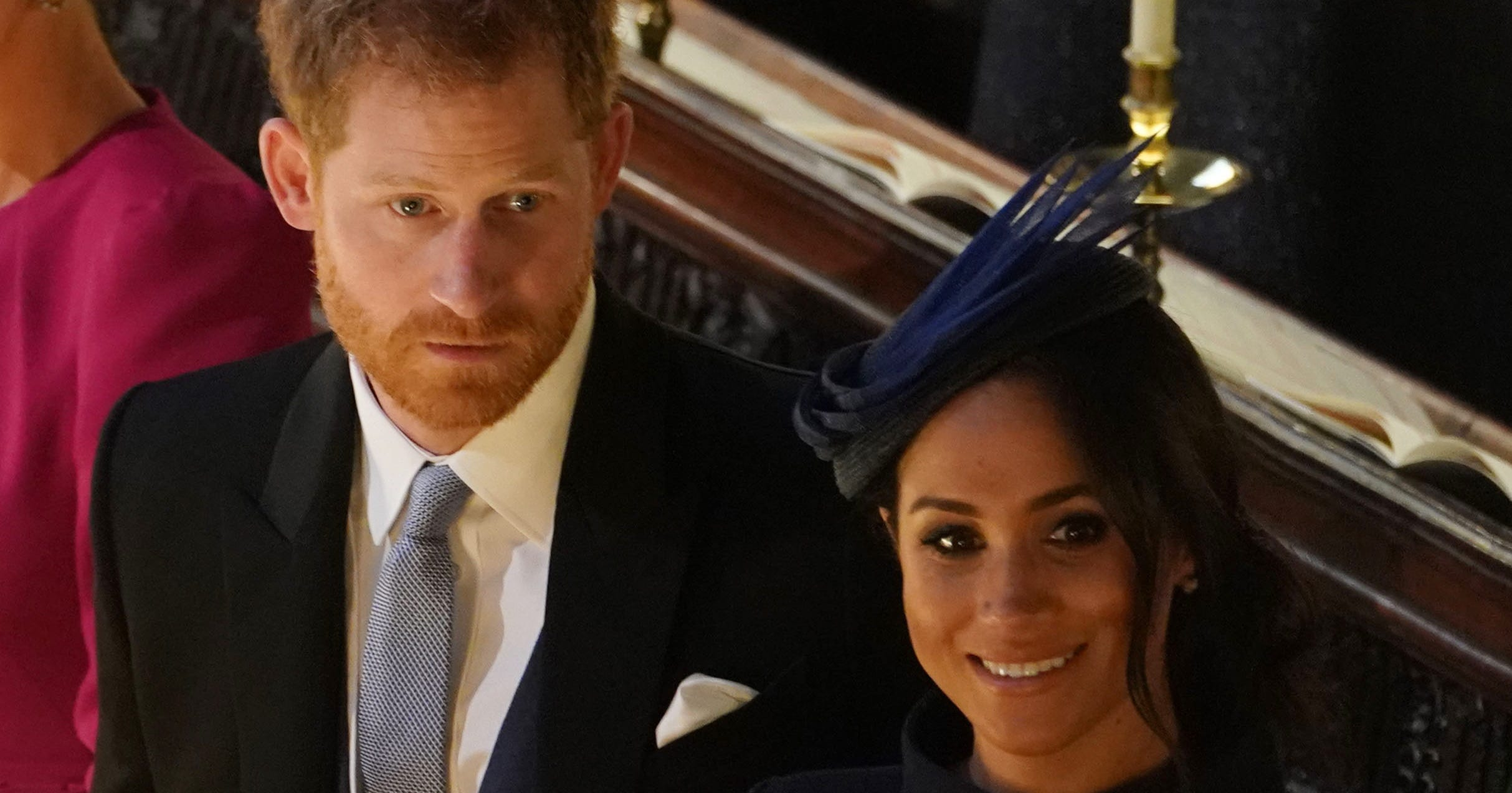 This Intimate Photo Proves Meghan & Harry Are Still In The Honeymoon Phase